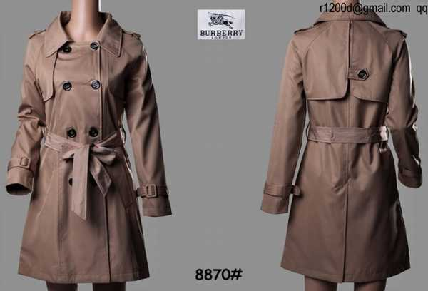 103dbfdfb32d Solde trench coat femme