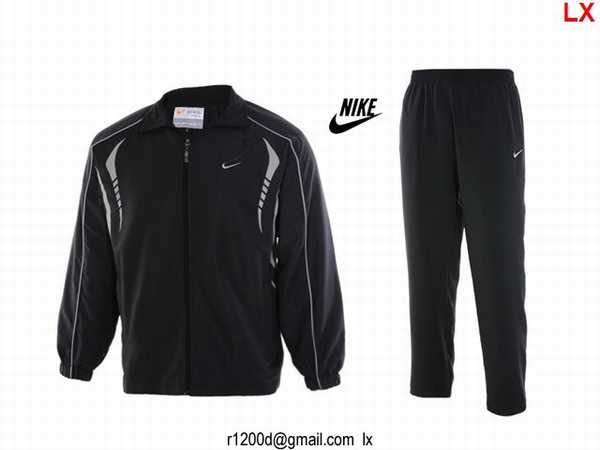 nike ensemble homme football