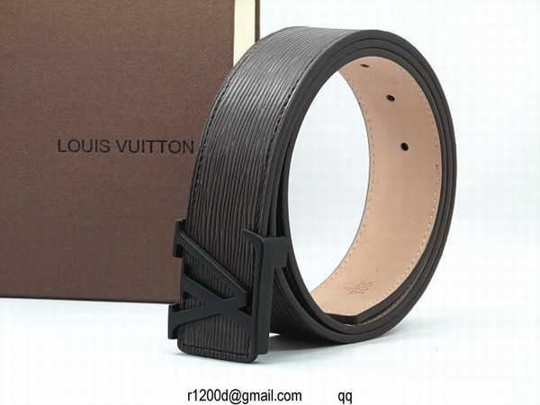 6f0f94529bf ceinture louis vuitton veritable