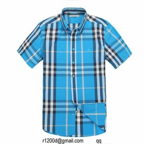 228bf2334d9d fausse chemise burberry homme,chemise homme fashion solde,chemise carreaux  cintree homme