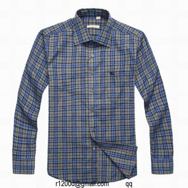 4fb1000f494 chemise burberry homme redoute