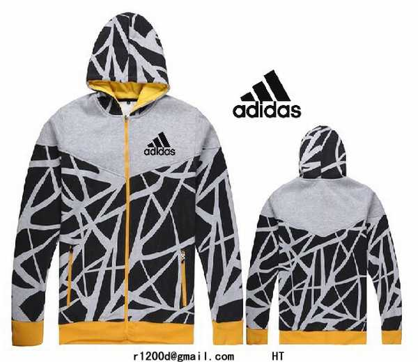 sweat adidas homme a capuche