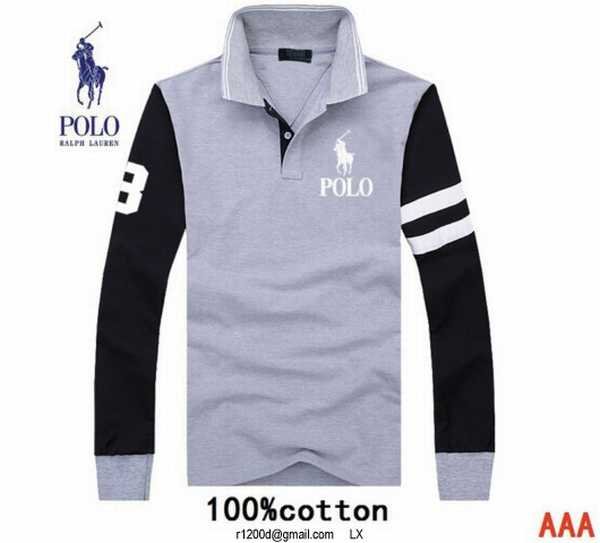 tee shirt col v blanc homme,polo slim fit homme,destockage polo ralph lauren  big pony 2e221a557c34