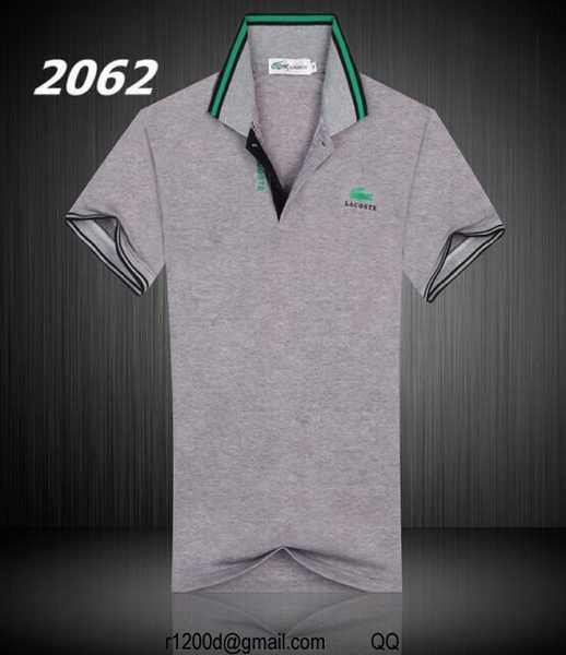 Pas Cher Shirt acheter Homme Lacoste achat Marque Polo T tf7Eqp7w