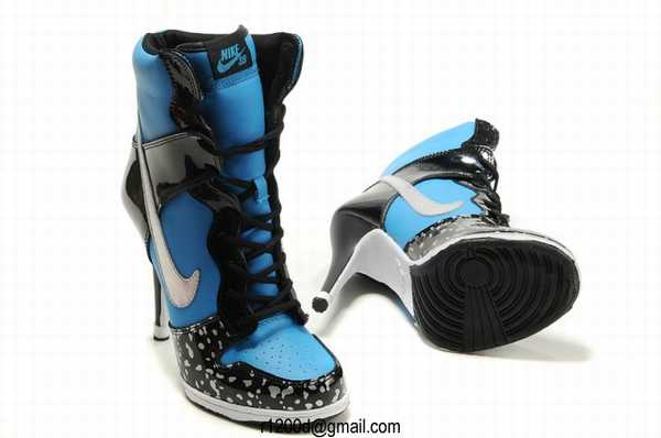 chaussure nike taille pas cher chaussure grande dunk nike