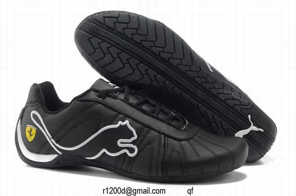 chaussure puma taille grand