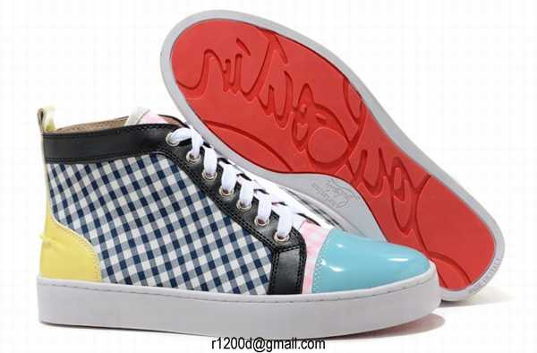 chaussure louboutin homme chine