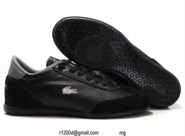chaussures Chaussures Marron Homme Cuir 2013 Lacoste S4w87BAnx