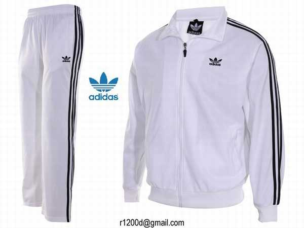 ensemble homme survetement adidas