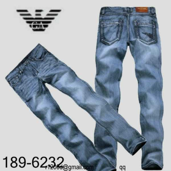 96aa7f0a242 jeans armani homme prix