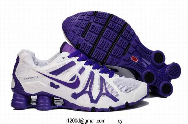 Rivalry chaussures Femme Nike Cuir Turbo Shox 12 OwYWqS60