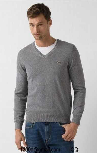 pull Lacoste pull Lacoste Blanc Pull Qualite Neuf w1C8q8