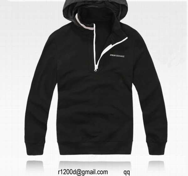 Capuche Sweat Giorgio Armani sweat Pas Cher Cher A Homme France aw5rxUpw