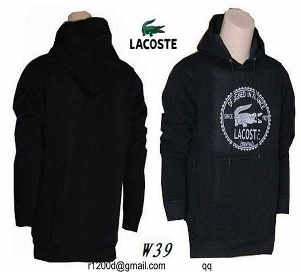 sweat Lacoste Homme Zippe Nouvelle Sweat A Collection Capuche IyYb76fvg