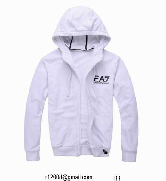 aed3a92631a sweat ea7 gris