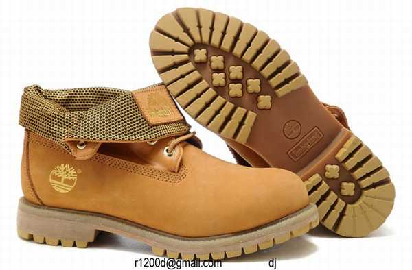 chaussure timberland homme vente privée
